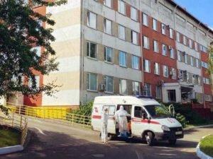 В Брянске закрыт ковидный госпиталь в горбольнице №2