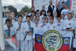 Брянские спортсмены вернулись с юношеских Игр боевых искусств с девятью медалями