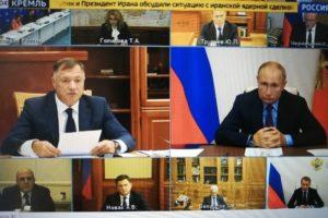 Вице-премьер Хуснуллин доложил Владимиру Путину об открытии дороги «Брянск I – Брянск II»