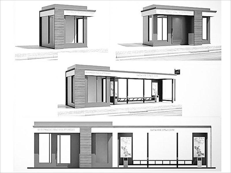 Стоимость одного киоска нового дизайна в Брянске составит около 800 тысяч рублей – «БИ»