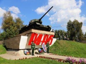 В день освобождения Клинцов состоится военно-историческая реконструкция