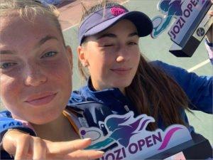 Брянская теннисистка Влада Коваль добралась до финала турнира ITF в ЮАР