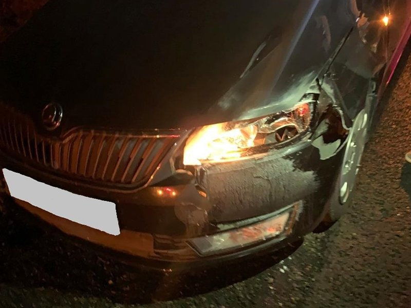 В Карачевском районе водитель сбил пенсионерку. Женщина погибла на месте