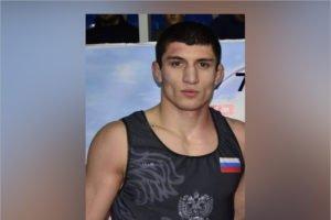 Брянский борец стал серебряным призёром всероссийских соревнований