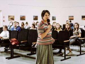 Сопредседатель брянского ОНФ Светлана Макарова стала лектором на форуме «ProДобро» в Омске