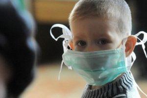 В Брянской области выросло число случаев COVID-19 у детей и подростков