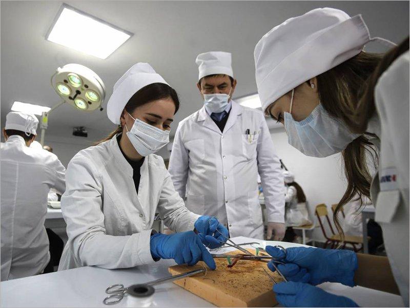 На консилиуме в «Единой России» разработаны предложения по подготовке медицинских кадров