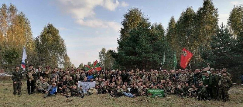 Поисковики брянской «Дружбы» ищут павших советских солдат в Смоленской области