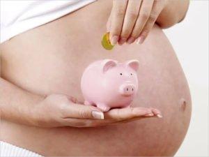 Беременным и матерям-одиночкам в Брянской области уже перечислено 137 млн. рублей