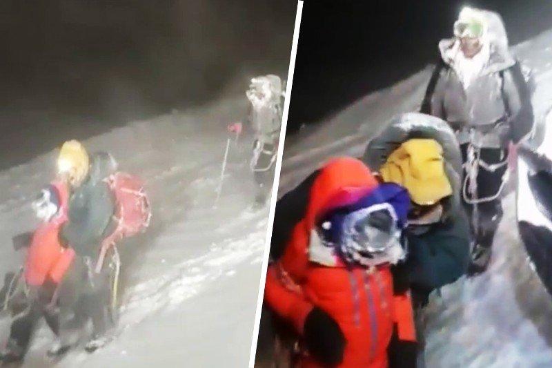 Трагедия на Эльбрусе: пять человек погибли, брянская участница восхождения жива