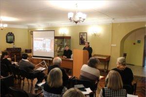 В Овстуге прошли «Гамолинские чтения-2021»