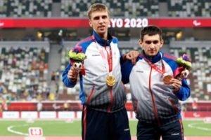 Брянский спортсмен Артём Калашян завоевал свою вторую медаль на Паралимпиаде в Токио
