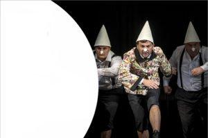 Рязанский драмтеатр привёз в Брянск «Вишнёвый сад», «Шинель» и Пиноккио
