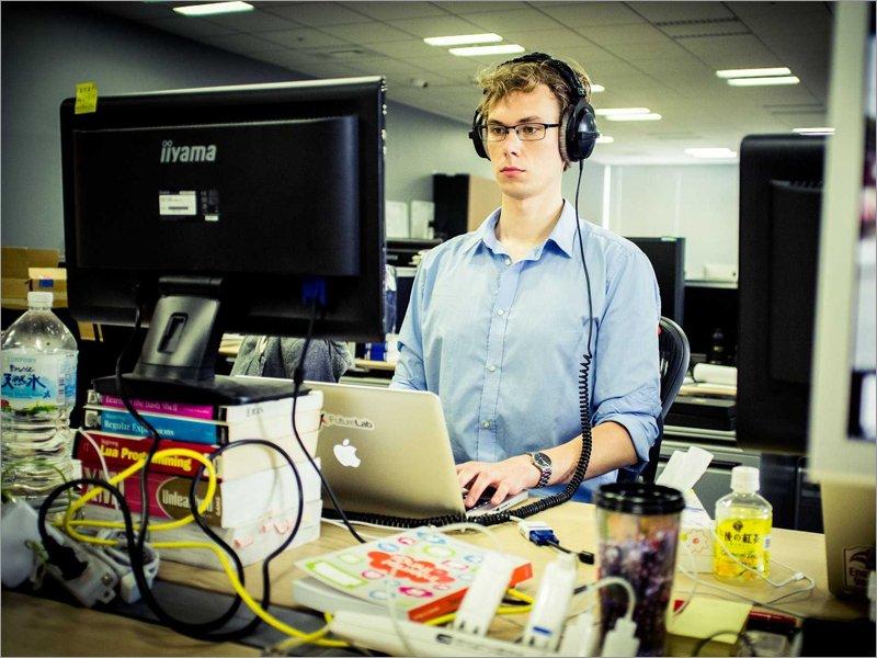 За год спрос на программистов в Брянской области вырос больше чем на треть, зарплата у них выше средней по стране