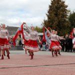 В Брянске предвыборную «неделю открытий» дополнил «Пролетарский» сквер