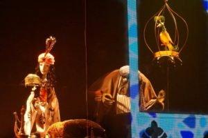 Брянский театр кукол начал юбилейный год с премьер – «Калифа-аиста» и «Пушкинской карты»