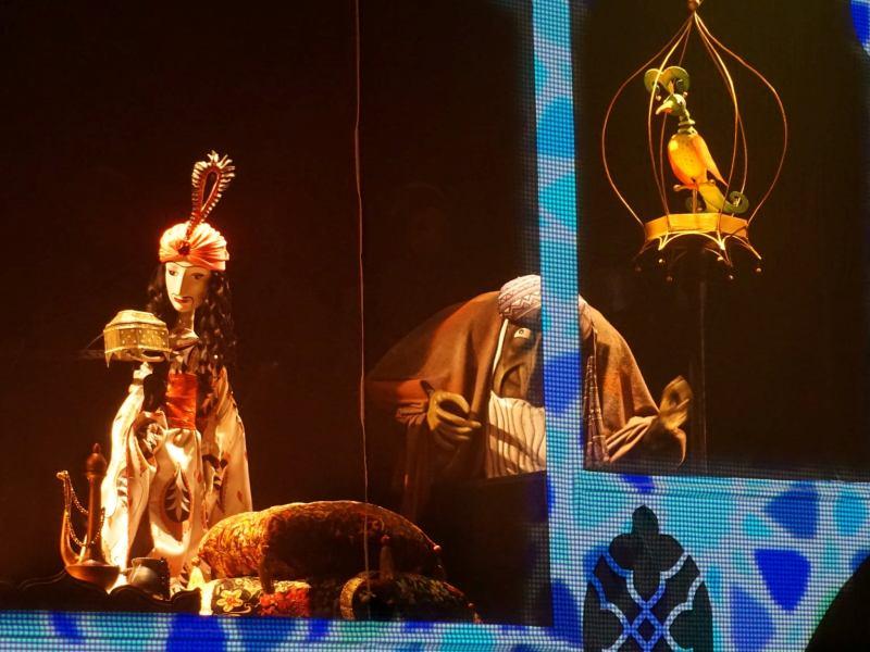 Брянский театр кукол начал юбилейный год с премьер — «Калифа-аиста» и «Пушкинской карты»