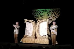 Брянский театр кукол отправился с Пушкиным во Владимир