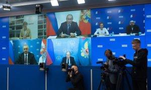Лидеры федерального списка «Единой России» встроены в её работу через механизм специально созданных партийных комиссий