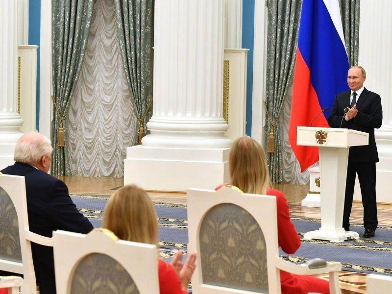 Артём Калашян награждён государственной наградой и премией в 3,4 млн. рублей за две медали Паралимпиады