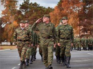 Число военных резервистов в российской армии будет увеличено, боевое крещение – «Запад-2021»