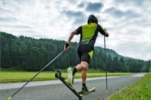 Брянские лыжники вышли на старт «летнего» чемпионата мира в Италии