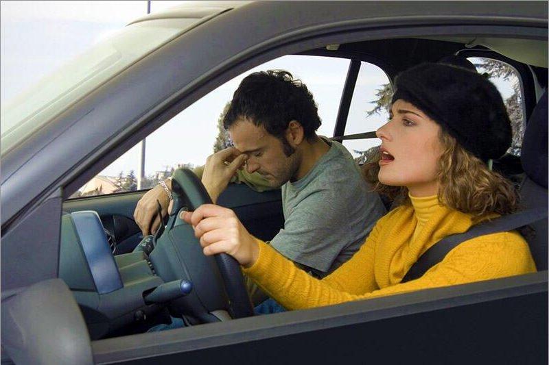 Женатые мужчины и замужние женщины водят аккуратнее — автостраховщики