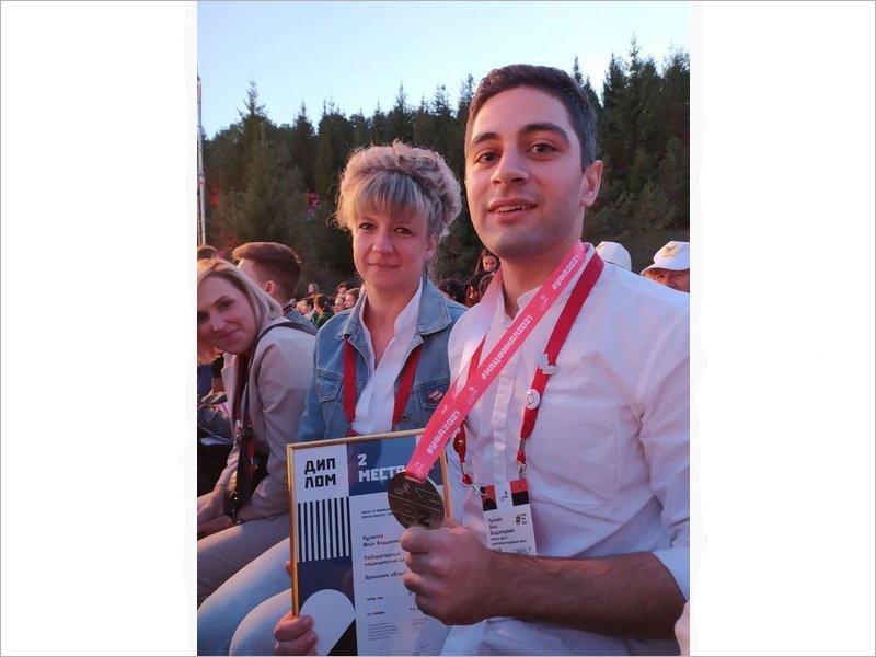 Серебряная медаль национального чемпионата WorldSkills Russia уехала в Брянск