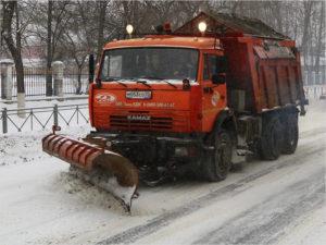 Брянск зимой будут убирать 137 машин. Круглосуточно