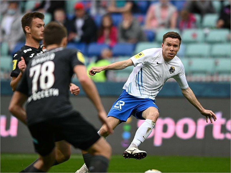 Сергей Терехов попал в итоговый состав сборной России на матчи отбора ЧМ-2022 в октябре
