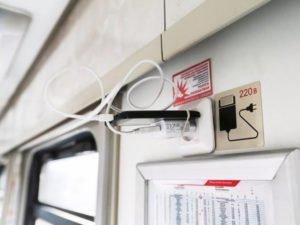 Брянская транспортная полиция вернула телефон пассажиру поезда «Адлер-Минск»