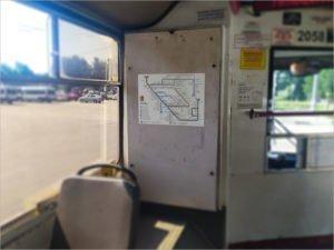 Актуализированная схема маршрутов появится в брянских троллейбусах в сентябре