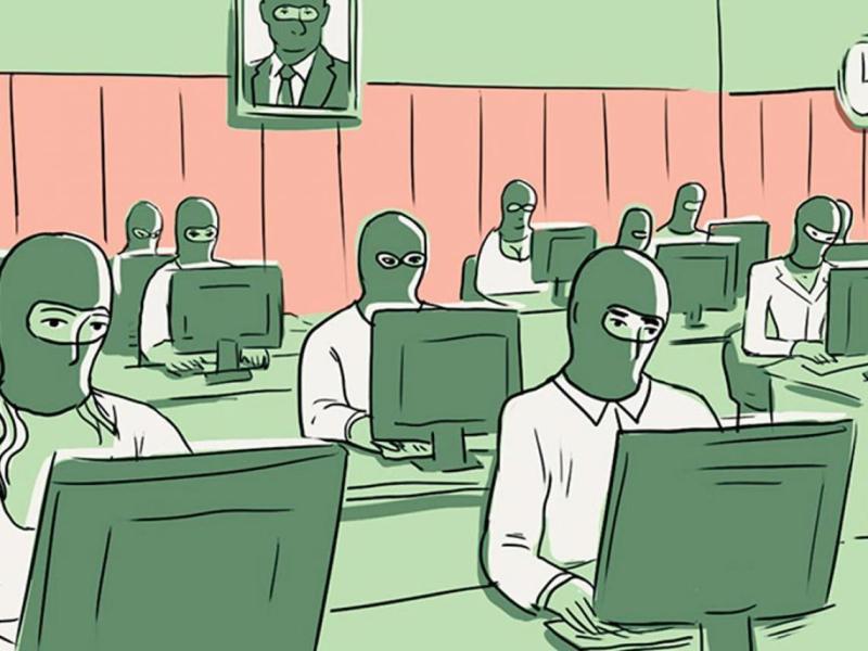 Переход в цифровую эру поставлена в зависимость от глобальной войны компроматов – эксперт