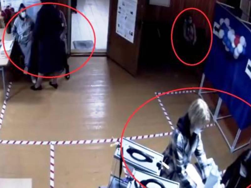 Скандал на выборах в Брянской области: вброс на участке в Клетне «засветился» на федеральном уровне