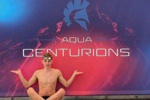 Брянский пловец Илья Бородин установил рекорд России. В Италии