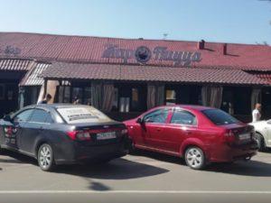 Подробности трагедии около брянского кафе «Жар-пицца» узнаются пока только из соцсетей