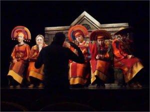В Брянском театре кукол прошла премьера «взрослого» спектакля «Русалка»