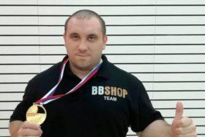 Брянский паралимпиец стал победителем Кубка России