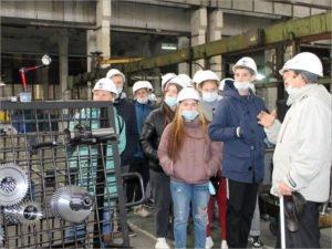 Брянский автозавод показал на «Неделе без турникетов» производство тяжелой техники