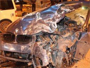 BMW 7 серии попали в лидеры российских топ-10 угонов и «тоталей»
