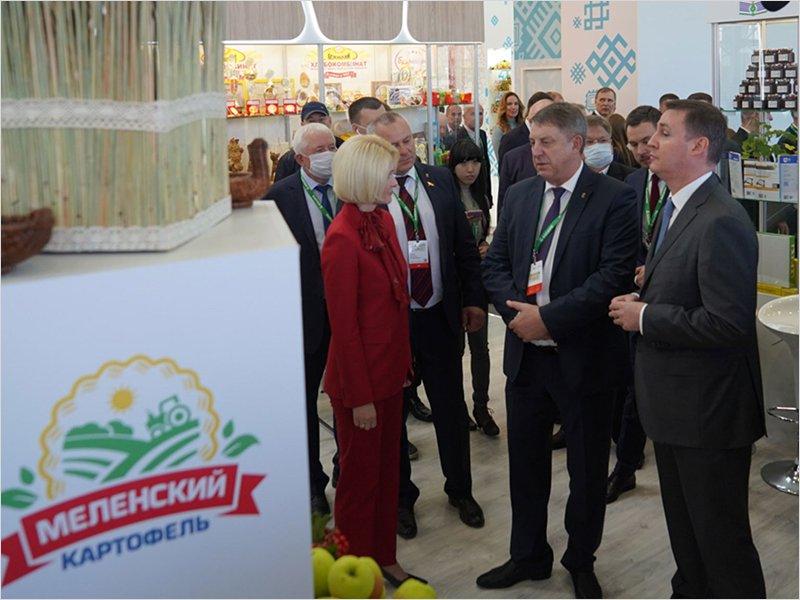 Брянский губернатор настаивает на своих оптимистических прогнозах на урожай