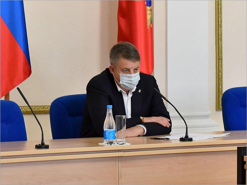 Брянский губернатор анонсировал четвёртую волну коронавируса с детской смертностью