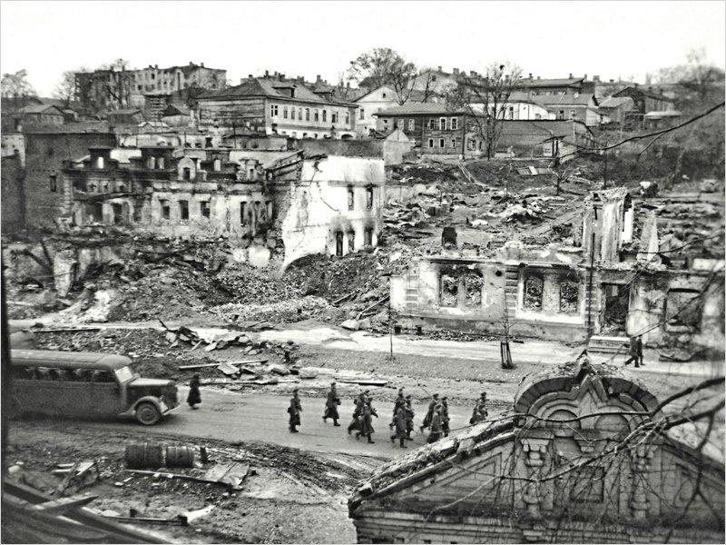 Трагический «юбилей»: 80 лет со дня оккупации Брянска и Бежицы