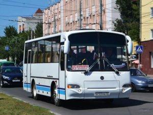 По удлиненному маршруту № 115 до поселка Мирный запустят автобус от брянской автоколонны №1403