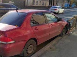 За прошедший уик-энд на дорогах Брянска погиб один человек