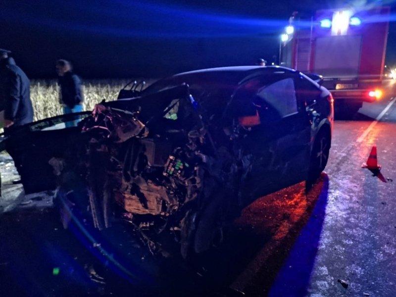На местной дороге под Брянском в массовом ДТП погибли четыре человека. Ещё четверо – в больнице