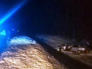 В Навле выслушал приговор водитель, угробивший своего пассажира в лобовом столкновении на «Украине»