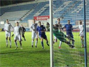 Брянское «Динамо» после победы над «Калугой» вернулось на второе место