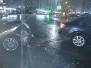 В ДТП на улице Горбатова в Брянске 17-летняя пассажирка повредила позвоночник