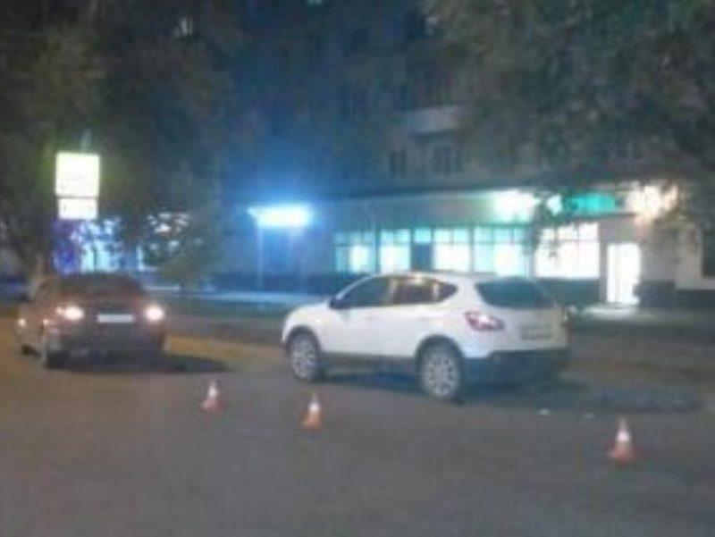 В Брянске на Почтовой иномарка сбила пешехода-нарушителя: водитель трезв, пешеход — в больнице